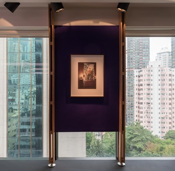 Entry view of Udlot-udlot exhibition at Asia Art Archive, Hong Kong