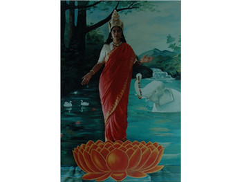 N Pushpamala, Lakshmi, 2000-04, courtesy of Poddar Collection, New Delhi
