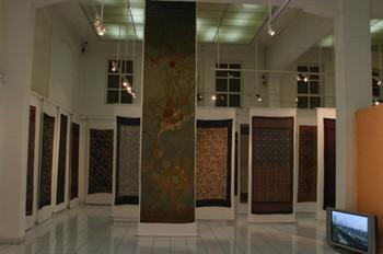 Batik Inovatif, Tradisi Berlanjut (Innovative Batik, Continuos Tradition) at National Gallery