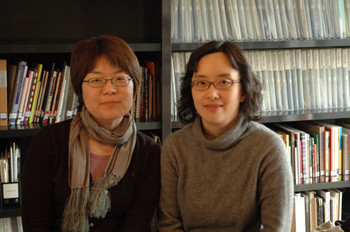 Lee Seong-huoi and Kin Unsoo