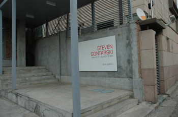 Steven Gontarski Show at PKM Gallery
