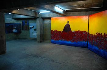 Park Sejin Exhibiton at Sarubia Art Space