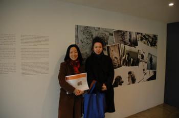 Emma Son and Iris Moon at Kukje gallery