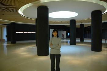 Curator, Tae Hyun-sun