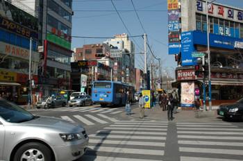 Seoul's University district