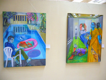 Works by Nazlee Laila Mansur