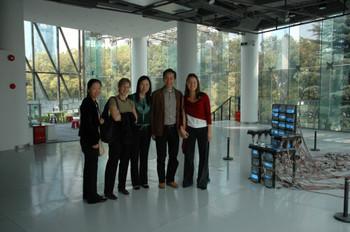 Carol Lu, Jane DeBevoise, Miriam Sun, Samuel Kung, Claire Hsu