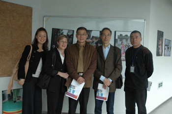 Claire Hsu. Jane DeBevoise, Xu Jiang, Zhang Peili