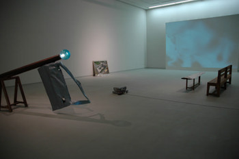 Exhibition View of Melting Place at BU