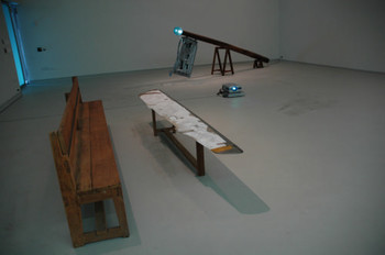 Exhibition View of Melting Place at BUG