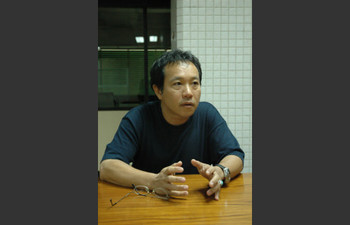 Kamol Phasavasdi, new Director of the Chulalongkorn Art Centre