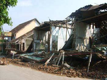Kawasan Kotagede (west from Yogjakarta)