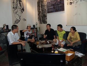 Zheng Guogu, Mrs Zheng, Chen Zaiyan, Sun Qinglin, Feng Qianyu