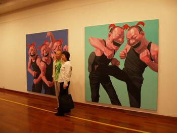 Yue Mingjun and Gao Xiaoyan