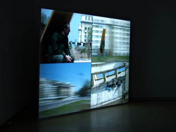 Emotional Architecture, Video, 2003, Calin Dan