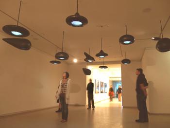 U.F.O.B., Installation, 2006, Brett Graham / Rachael Rakena