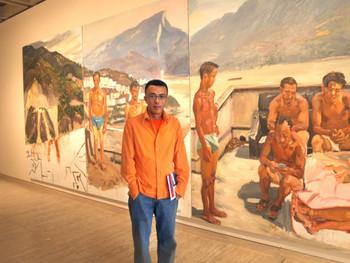 Liu Xiaodong and his work