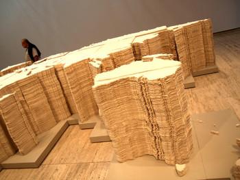 World Map, 2006, Ai Weiwei