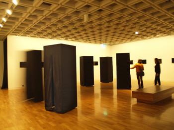 Breathing Prohibited, Installation, 2005, Evelina Deicmane