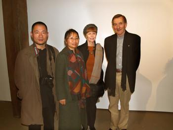 Shen Qibin, Huangfu Binghui and friends