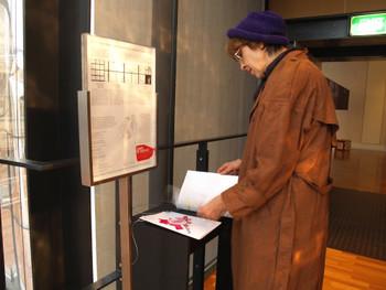 PIXEL, Mixed media Installation, 2006, Laurent Gutierrez + Valerie Portefaix (Map Office)