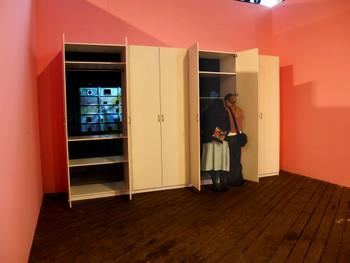 Untitled , Installation, 2006, Raeda Saadeh