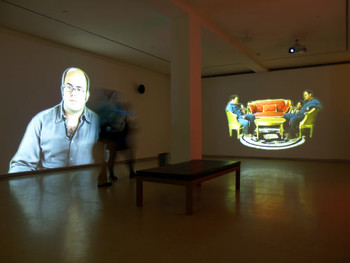 Video Installation by Jayce Salloum