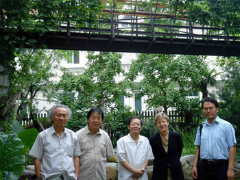 Jane Debevoise, Fang Zengxian, Chen Long
