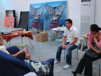 Carol Lu and Michael Lin