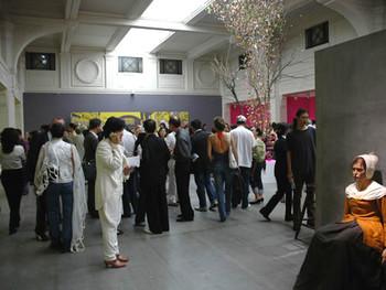 Opening of the Shanghai Biennial