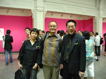 Guo Xiaoyan, Zheng Shengtian and Wang Huangsheng