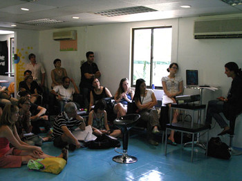 Talk by Networking Curator Martina Corgnati