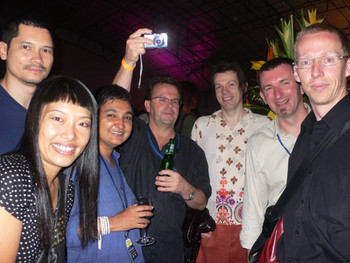 Juliana Yasin, Lee Weng Choy, Simryn Gill, Alan Cruickshank,