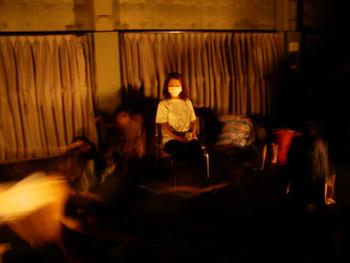 Performance by Kana Fukushima (Japan) in Morishita Studio, Tokyo