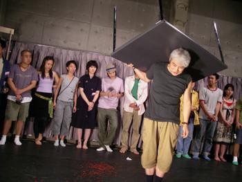 Seiji Shimoda and NIPAF artists in Tokyo