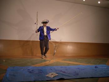 Performance by Kota Yamazaki (Japan) in Nagoya