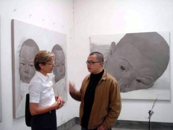 Xu Yongkan's studio