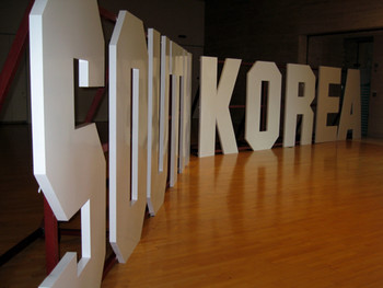 Haessen Chung, Korea
