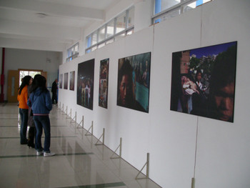 Exhibition at the Library