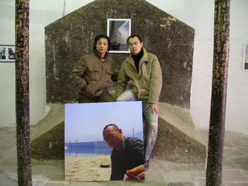 Xiao Xunan (left) & Yan Changjiang (right)