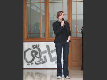 Curator Martina Koeppel-Yang