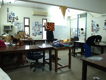 Studio, School of Arts, BNU