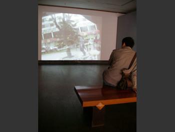 Screening performance art documentaries