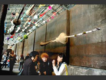 Armoury, 2007, Yin Xiuzhen, China Pavilion.