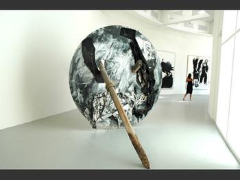 Works by Emilio Vedova, Venice Pavilion.