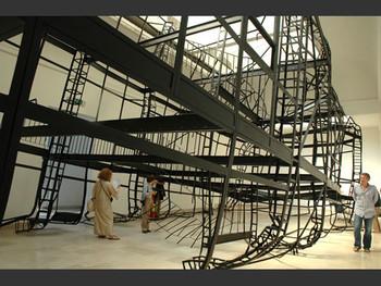 1:1, 2006, Monika Sasnowska, Polish Pavilion.