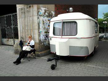 Caravan, 2007, Michael Asher.