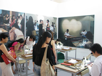 Best of Galleries, Tang Contemporary Art (Bangkok & Beijing).