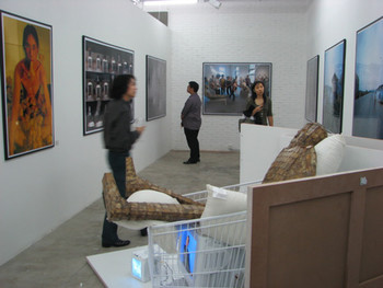 Gallery View %quote%Echoes-Chengdu New Visual Art Documentary Exhibition 1989 – 2007,%quote% Thousand Plateaus.