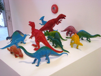 Made In China – Toys of Dinosaur, Sui Jianguo.